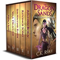 The Dragon Sands Box Set: The Complete Epic Series