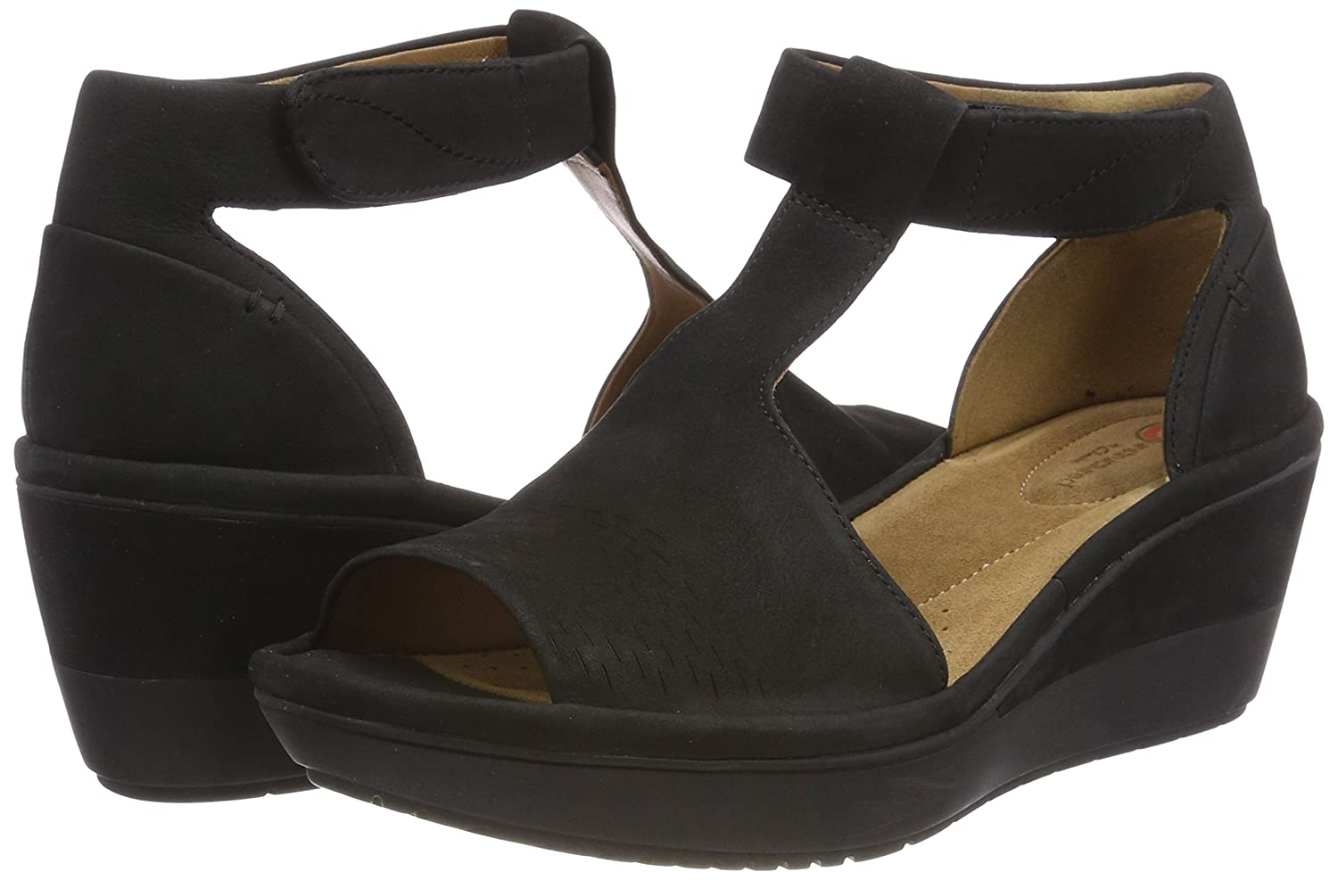 Femme Bride Cheville AvahSandales Clarks Wynnmere m0Nw8n