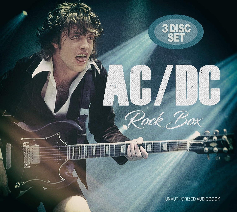 Ac/Dc - Rock Box (3cd) - Amazon com Music