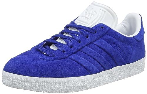 Adidas Gazelle Stitch and Turn, Zapatillas de Deporte para Hombre, Azul (Reauni/Ftwbla 000), 38 2/3 EU: Amazon.es: Zapatos y complementos