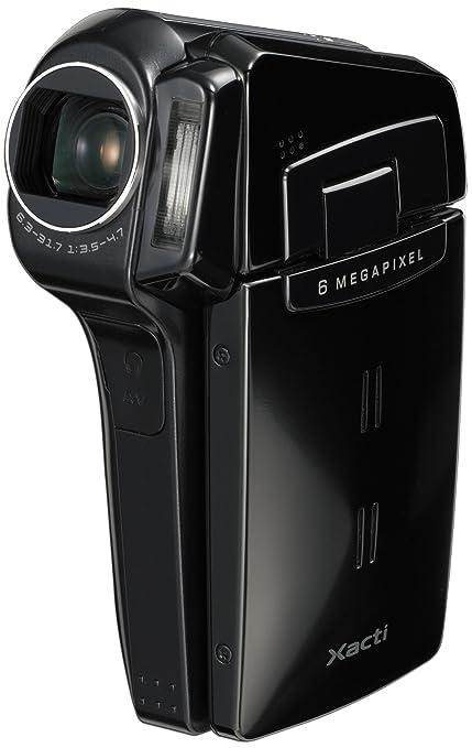 amazon com sanyo vpc cg65 6mp mpeg 4 flash memory digital rh amazon com Sanyo Xacti Dual Camera Sanyo Xacti Dual Camera