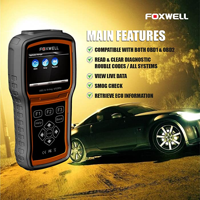 Foxwell NT510 vs NT520 Pro Review and Comparison – Website