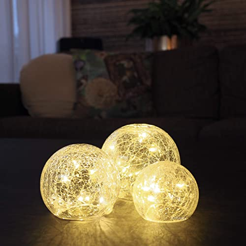 Glass Ball Lamps Amazon Co Uk