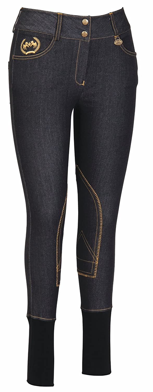 Black 24 Black 24 Equine Couture Women's Bobbi Breech