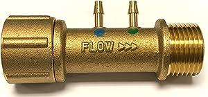 Replacement Hose Bib Connector Brass 3060-CG EZ-FLO Fertilizer Injection System(1)