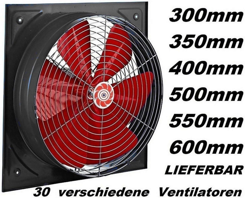 400mm Ventilador industrial Ventilación Extractor Ventiladores ventiladore industriales Axial axiales Aspiracion Mura Pared ventana extractores Extraccion Extractores Helicoidal Helicoidales Axiale
