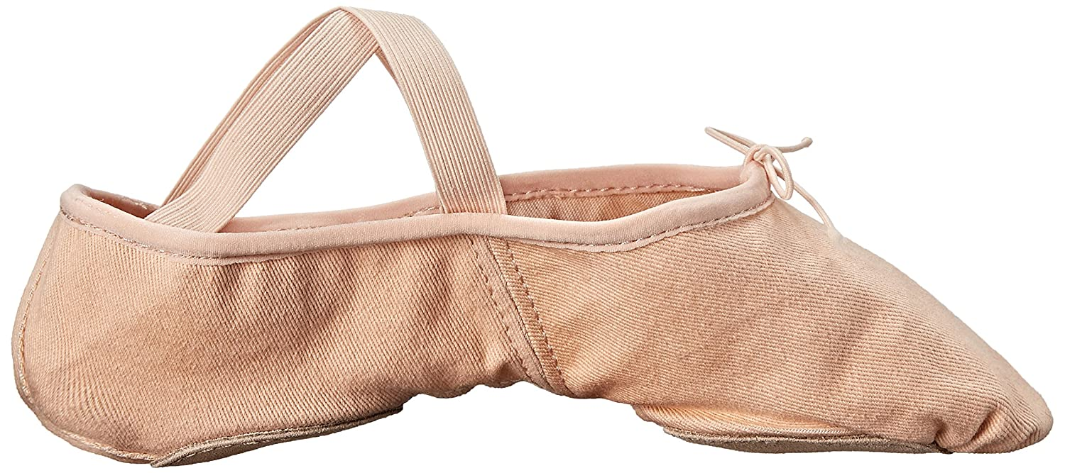 Bloch Dance Womens Zenith Stretch Canvas Ballet Slipper/Shoe B00P2OMZDO 3.5 D US|Pink