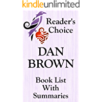 DAN BROWN BOOKS IN READING ORDER WITH SUMMARIES AND CHECKLIST - INCLUDING LATEST ROBERT LANGDON: SUMMARIES, CHECKLIST…