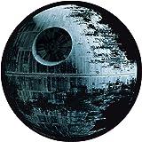 Star Wars - Alfombrilla para ratón, 21,5 cm, diseño de estrella de la muerte