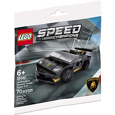 Lego Speed Champions 30342: Toys & Games