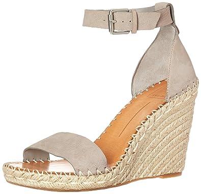 50e8330e3f Amazon.com: Dolce Vita Women's Noor Wedge Sandal: Shoes