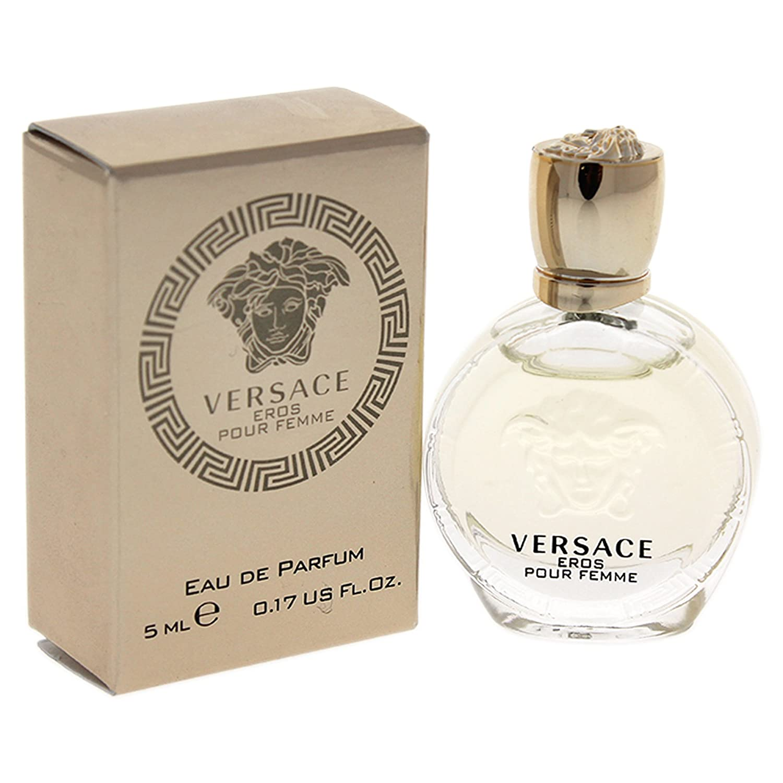 Versace Eros Pour Femme Women's Edp Splash, 0.17 Ounce PerfumeWorldWide Inc. Drop Ship VREE017