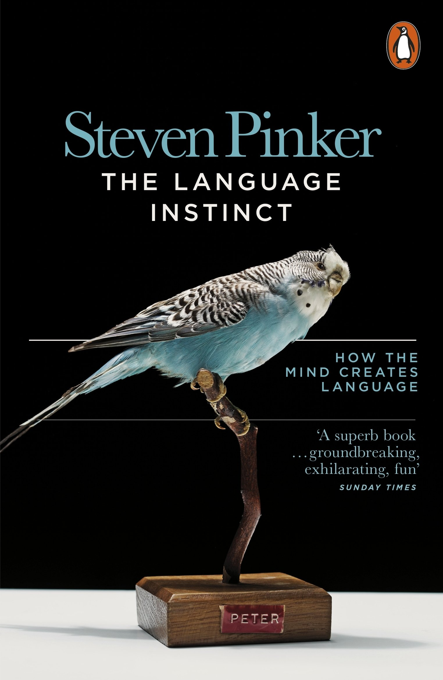 The Language Instinct: How the Mind Creates Language by PENGUIN GROUP