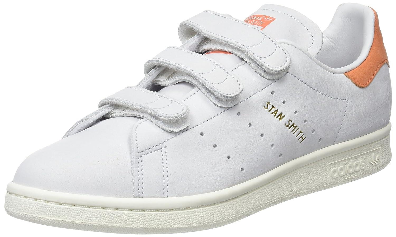 Blanc (Balcri   Balcri   Nartra 000) adidas Stan Smith CF W, Chaussures de Gymnastique Femme 36 EU