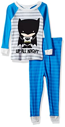 98dac6d5f Amazon.com  DC Comics Boys  Justice League 2-pc Pajama Set
