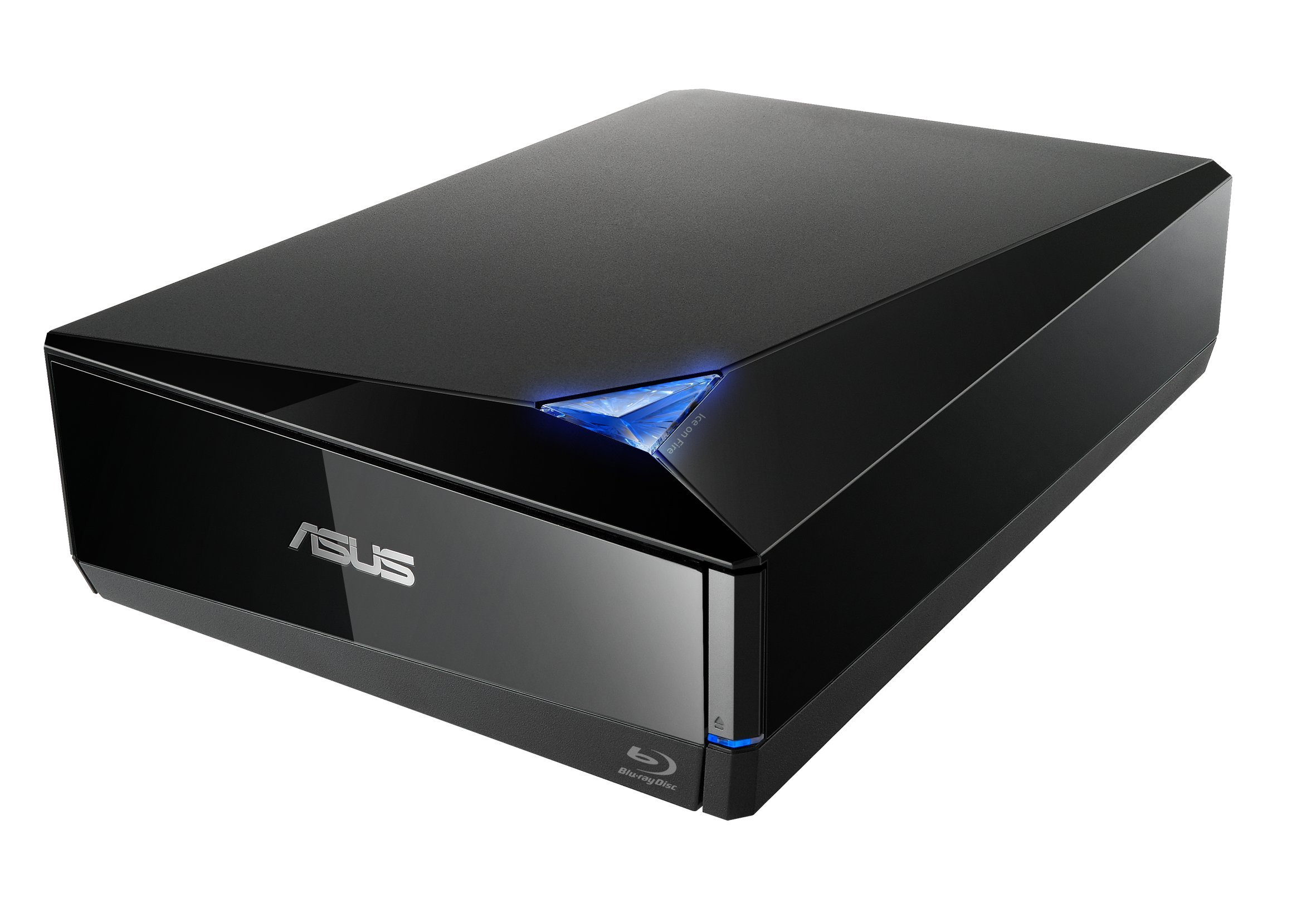 ASUS Computer International Direct ASUS BW-16D1X-U Powerful Blu-ray Drive with 16x writing speed and USB 3.0 for both Mac/PC Optical Drive BW-16D1X-U by Asus