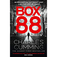 Box 88: From the Top 10 Sunday Times best selling author comes a new spy action crime thriller of 2020