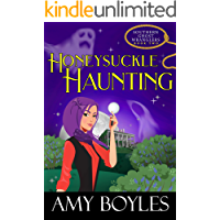 Honeysuckle Haunting (Southern Ghost Wranglers Book 2)