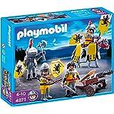Playmobil 4871 Knights Lion Knights Troop