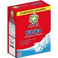 Ariel Básico Detergente en Polvo - 60Lavados