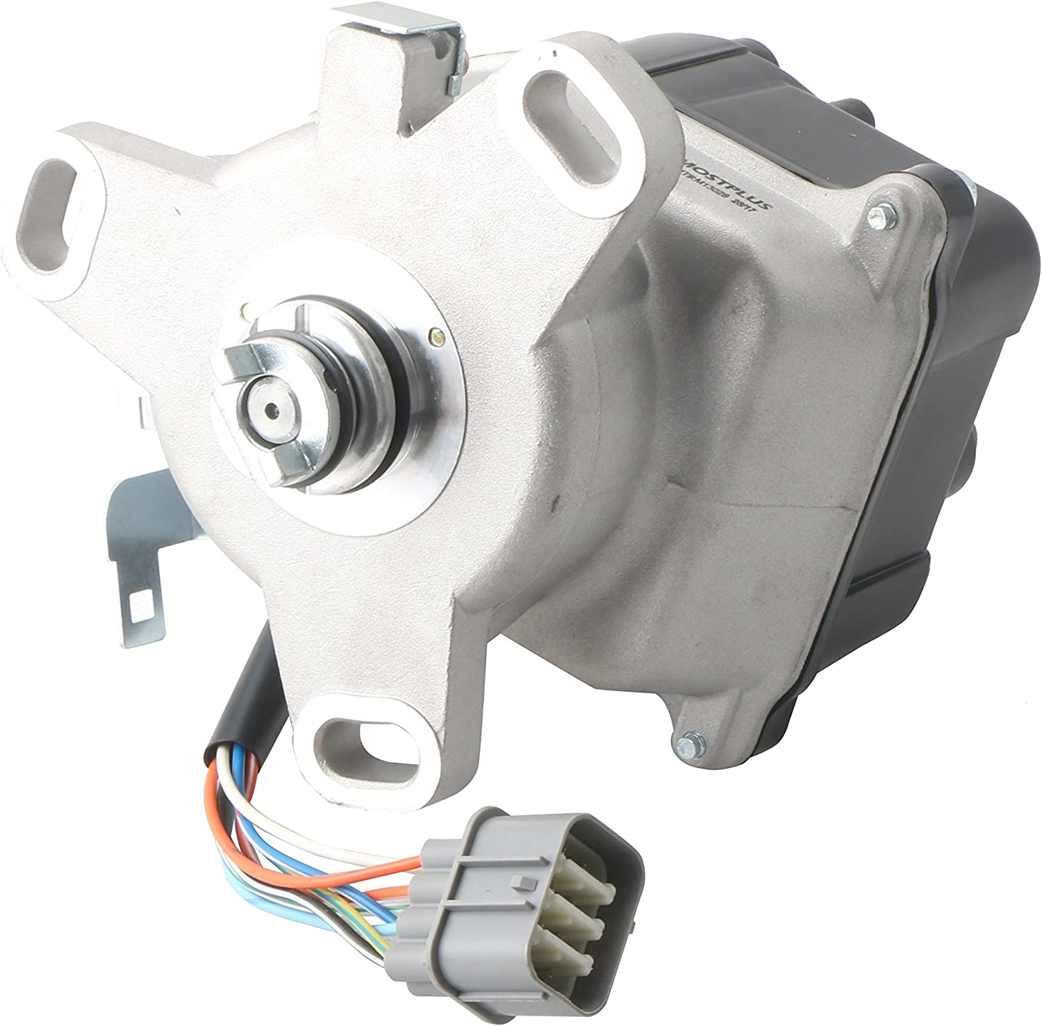 MOSTPLUS Ignition Distributor for 99-00 Honda Civic With TEC Acura Honda Replaces TD-63U TD-91U