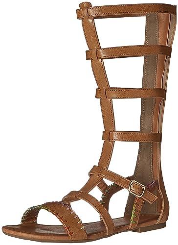 e84c93ce4bff Jessica Simpson Girls  Dorinda Gladiator Sandal