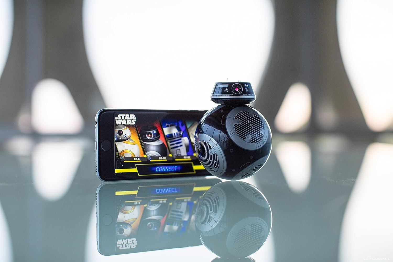 Sphero Star Wars BB-9E Drive // Hologram Function APP ENABLED DROID