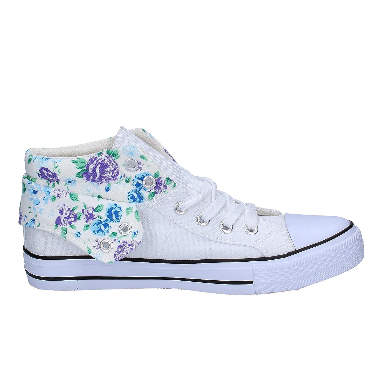 ENRICO COVERI Fashion-Sneakers Baby-Girls White