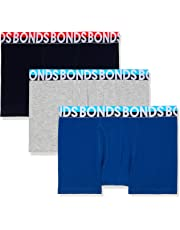 Bonds Men's Everyday Trunk (3 Pack)