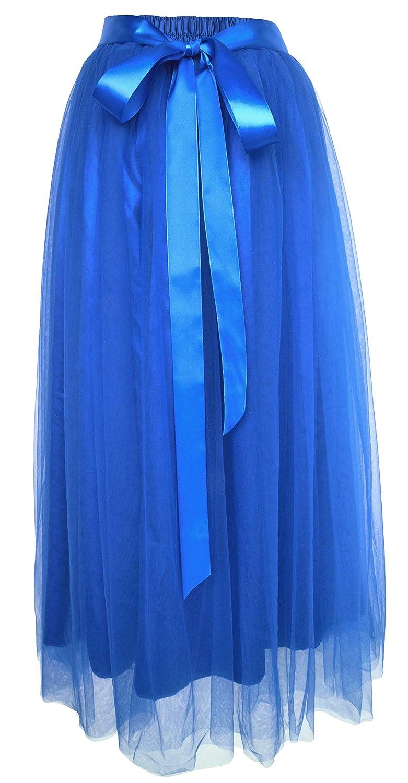 Dancina SKIRT レディース B07GBVB89Q Plus (Size 12-24)|ロイヤルブルー ロイヤルブルー Plus (Size 12-24)