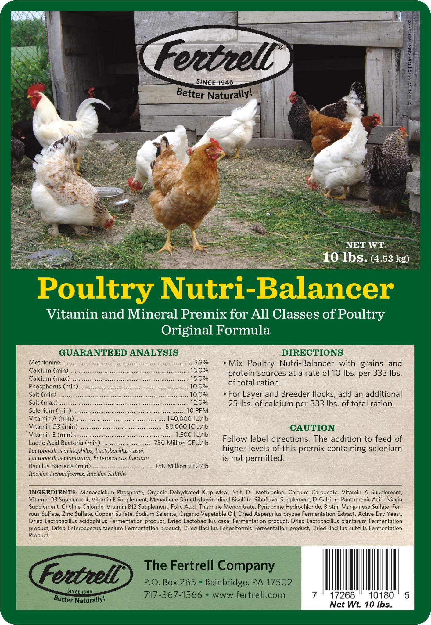 Fertrell Poultry Nutri-Balancer by Fertrell