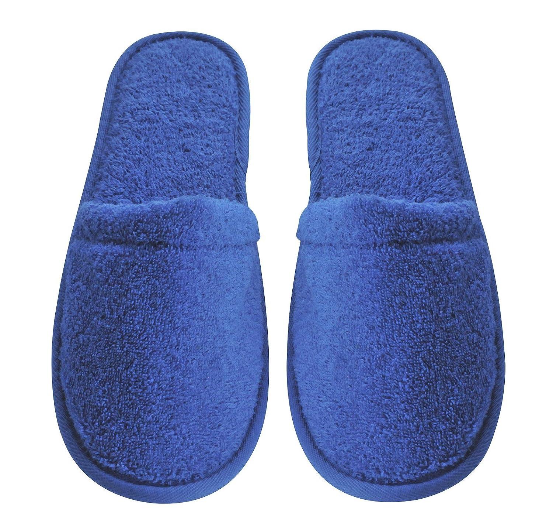 mens slipper blue