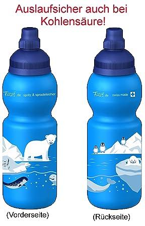 Fizzii Niños 330 plástico botella caño seguro en carbón Acid, sin sustancias nocivas, apto