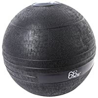 66fit Slam Balls - 5, 10, 15kg Strength Training Boxing Workout No Bounce Exercise Ball