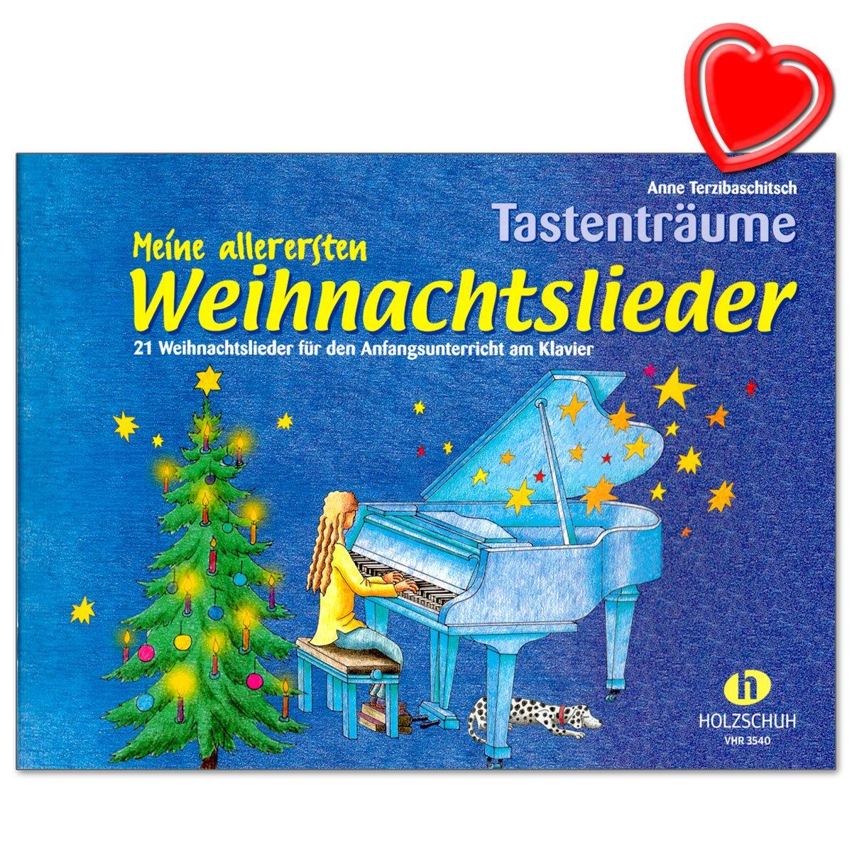 Meine allerersten Weihnachtslieder - Tastenträume von Anne ...