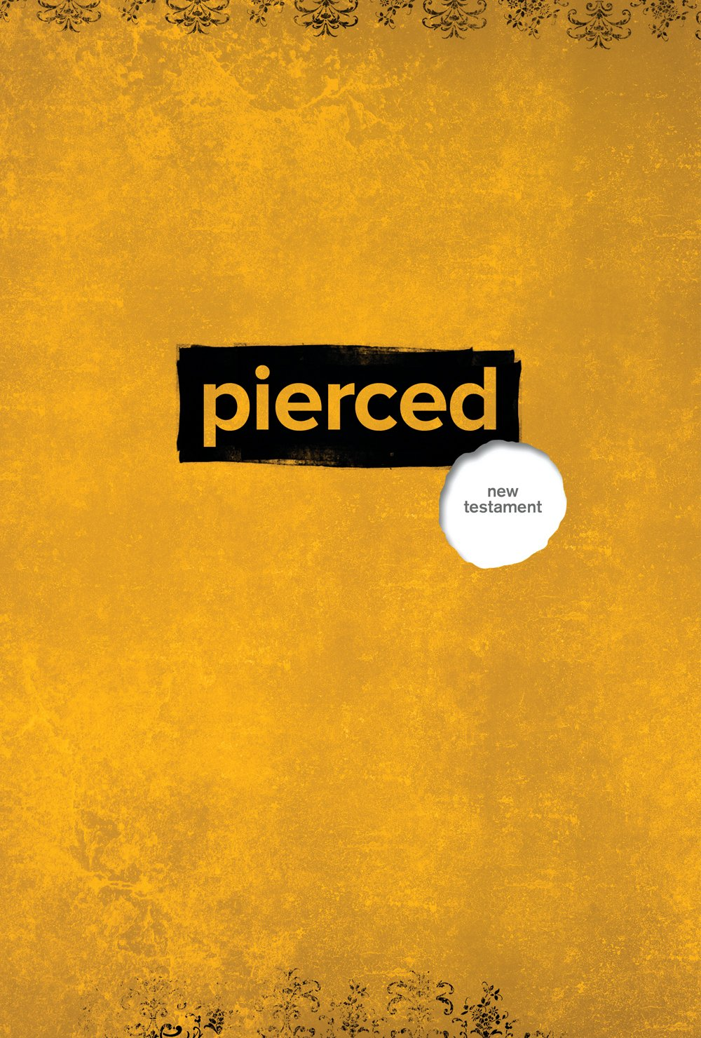 Download Pierced: The New Testament: A New Testament Devotional Experience by Youth and for Youth pdf