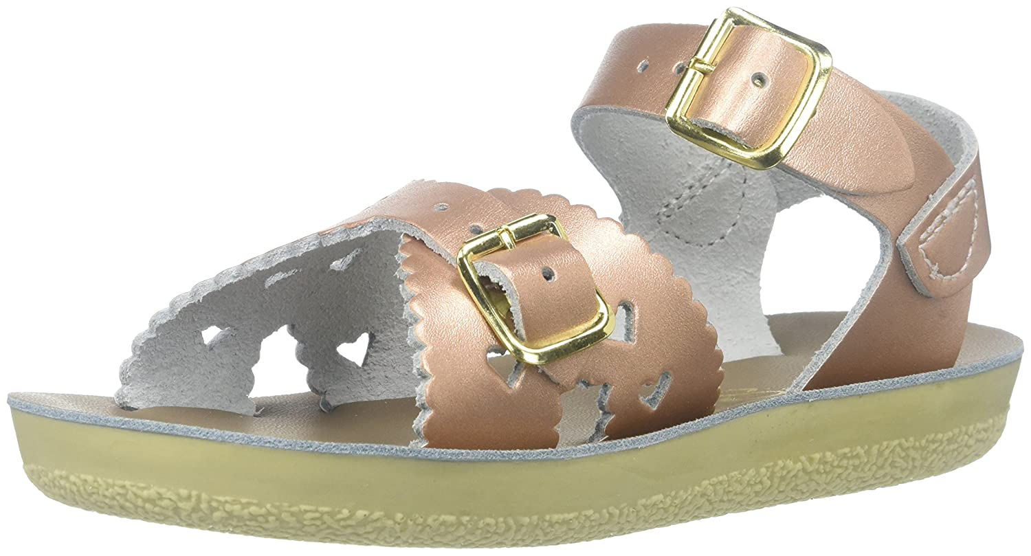 442729269 Salt Water Sandals by Hoy Shoe Sweetheart Sandal (Toddler Little Kid Big Kid  Women s)  Amazon.co.uk  Shoes   Bags