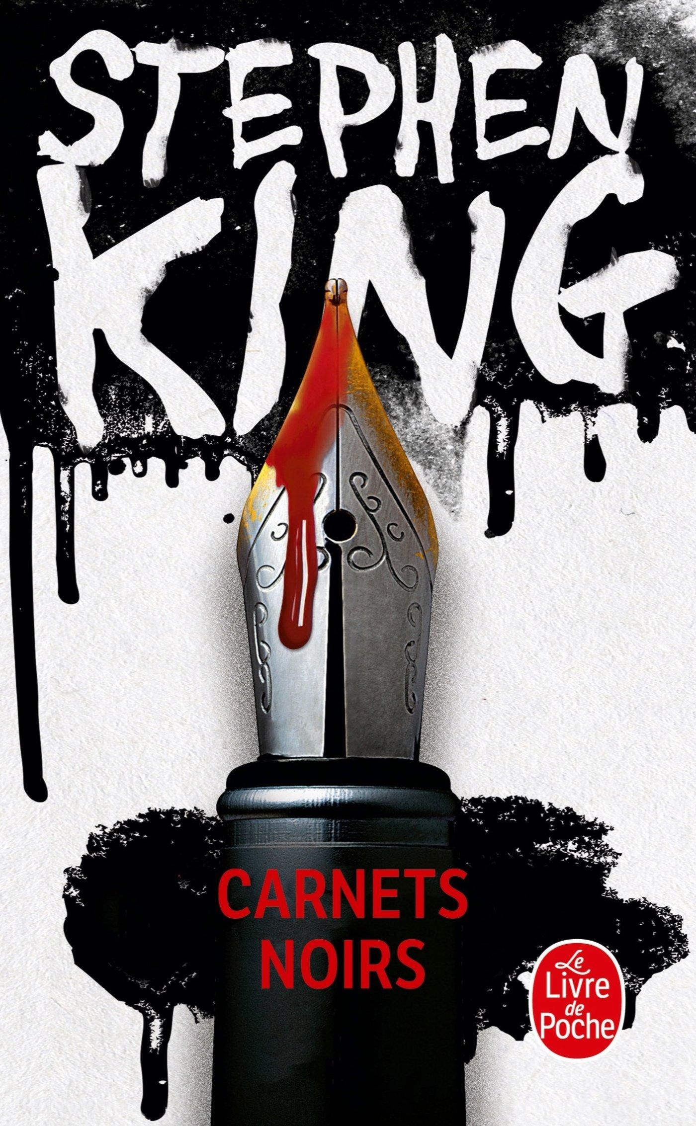 Carnets noirs (Anglais) Broché – 27 septembre 2017 Stephen King Le Livre de Poche 2253083275 Fantastique