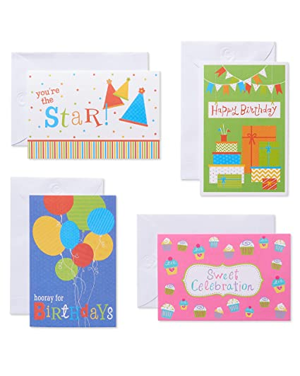 Amazon American Greetings Assorted Fun Happy Birthday Cards And