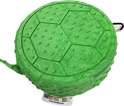 Senseez SENZ58766 Bumpy Turtle Pillow Sensory STEM