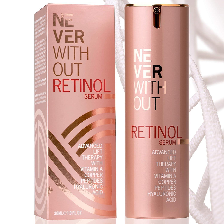 Anti-Aging Pure Retinol Serum for Face