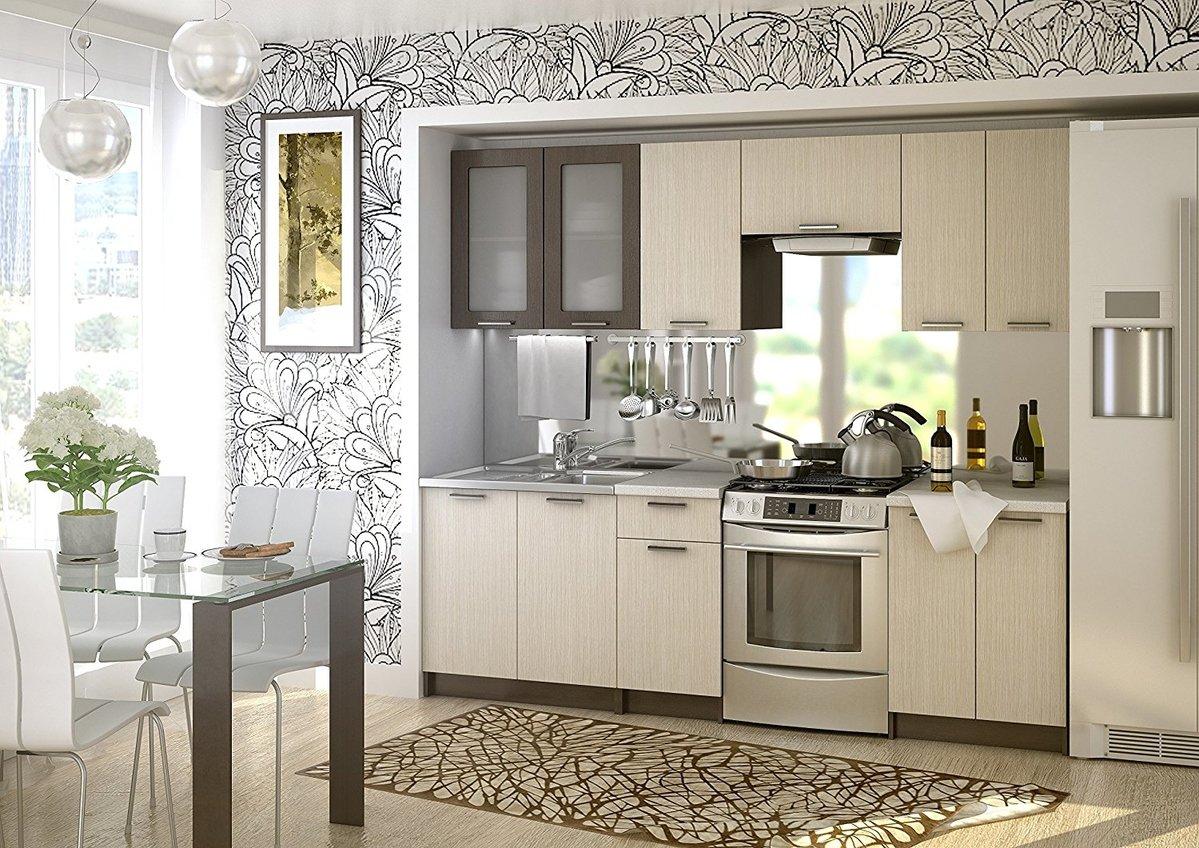 Cocina Riviera 240 cm