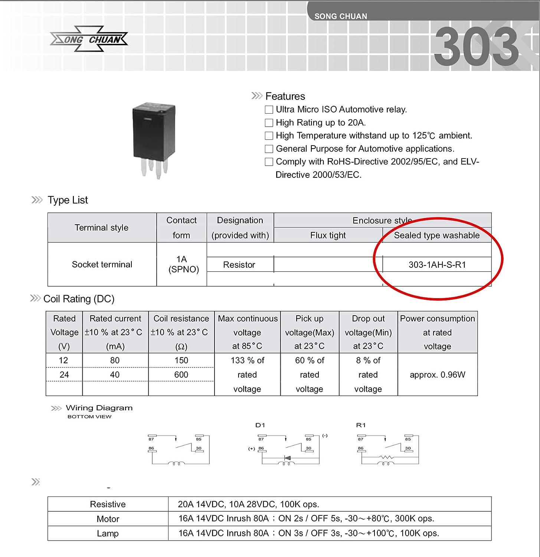 Polaris Rzr Slingshot Ranger Sportsman Cooling Fan Relay 2011 800 Wiring Diagram 4011283 4016819 Automotive