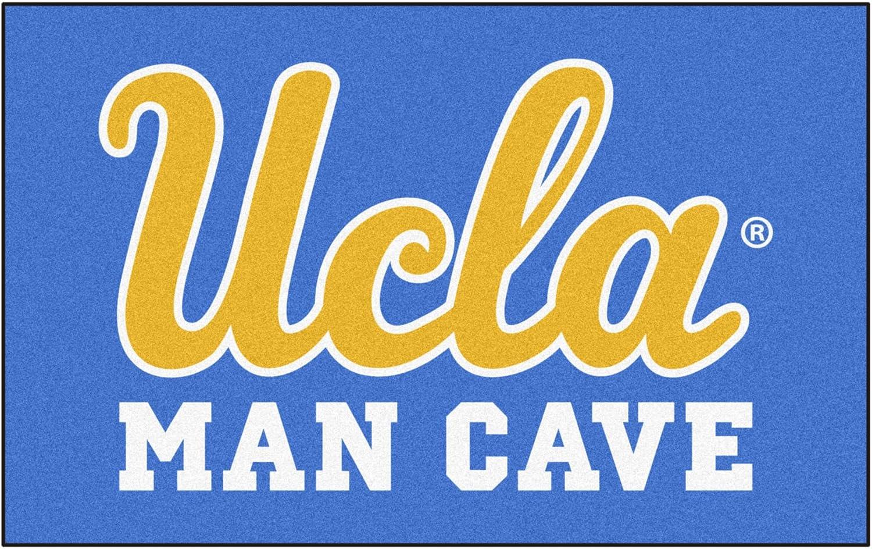 FANMATS 14619 UCLA Nylon Universal Man Cave UltiMat Rug