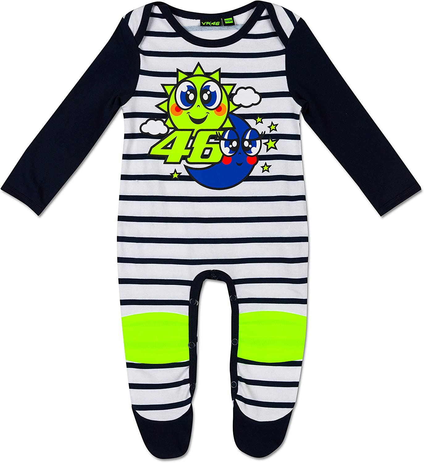 Jungen Valentino Rossi Vr46 Classic Baby Overall Kinder VRKOA394003