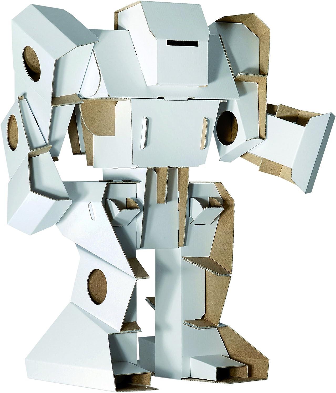Calafant TabApp Pack - Set para construcción de Robot (cartón ...