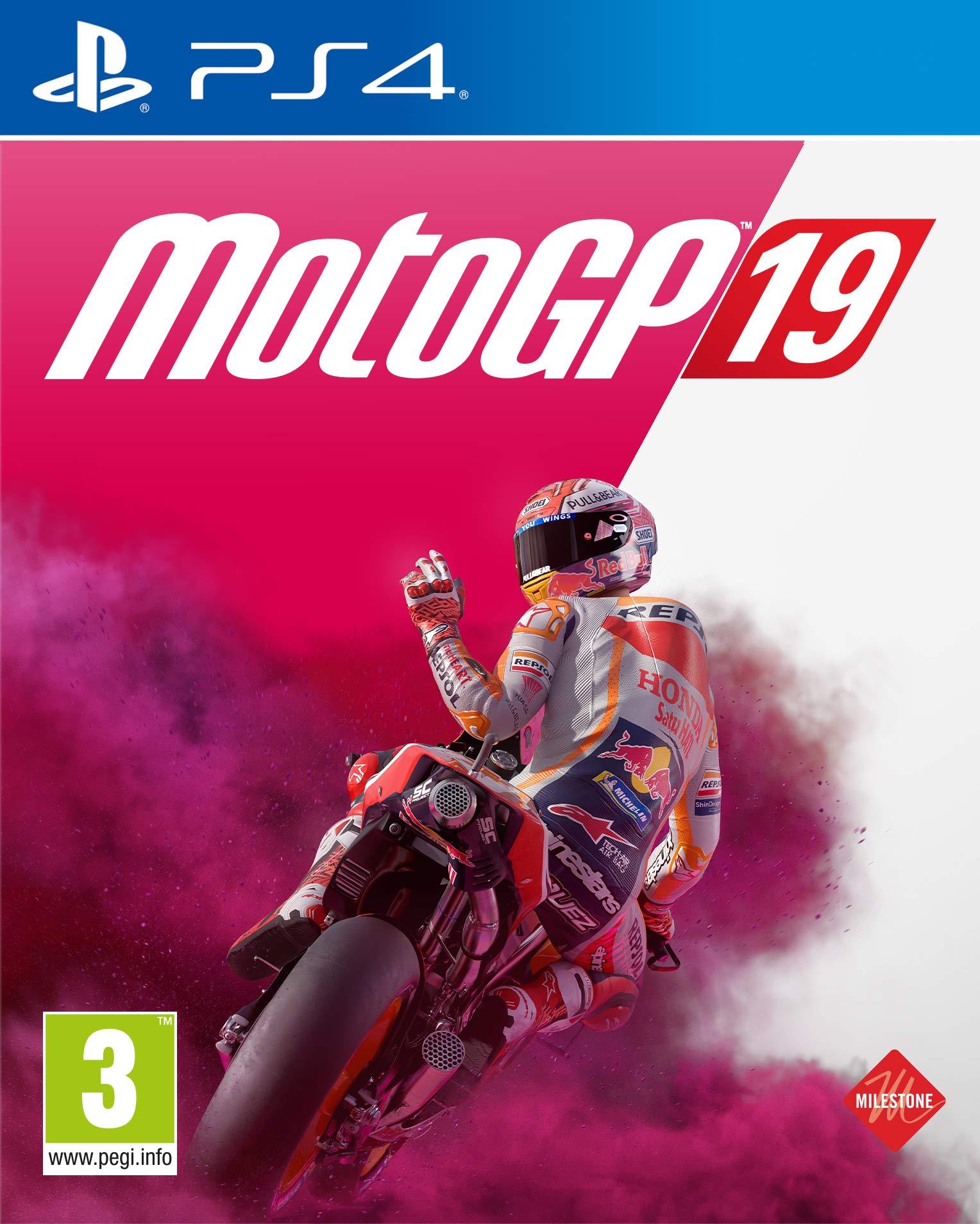 MotoGP19 (PS4)
