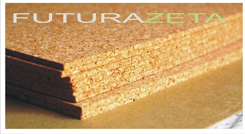 Artimestieri sughero in pannelli da 1 a 10 cm di spessore