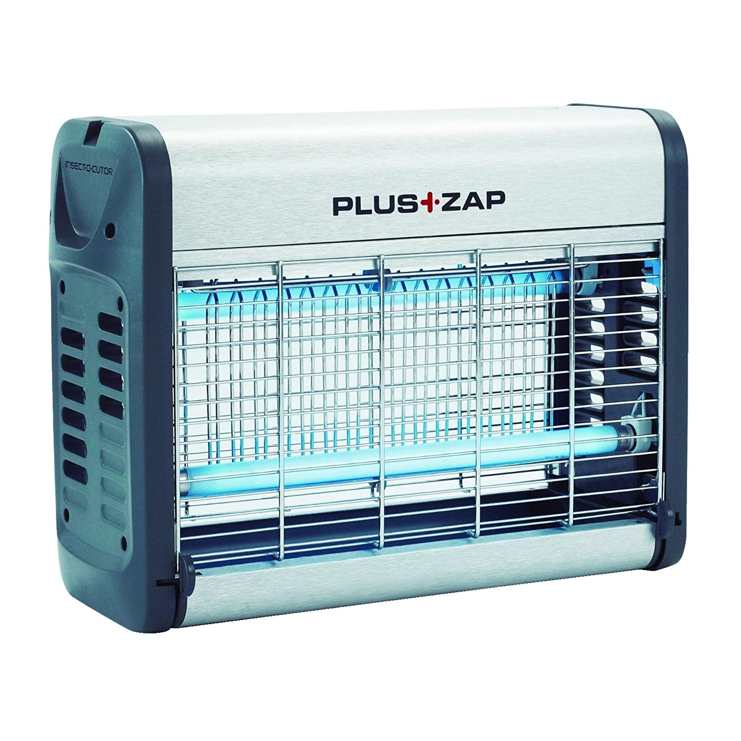 PlusZap 16 W Fly Killer für Home Office Aluminium