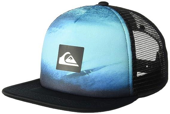 3674d2577058f Amazon.com  Quiksilver Little VISIONAIRRE BOY Trucker HAT